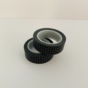Washi Tape Grid